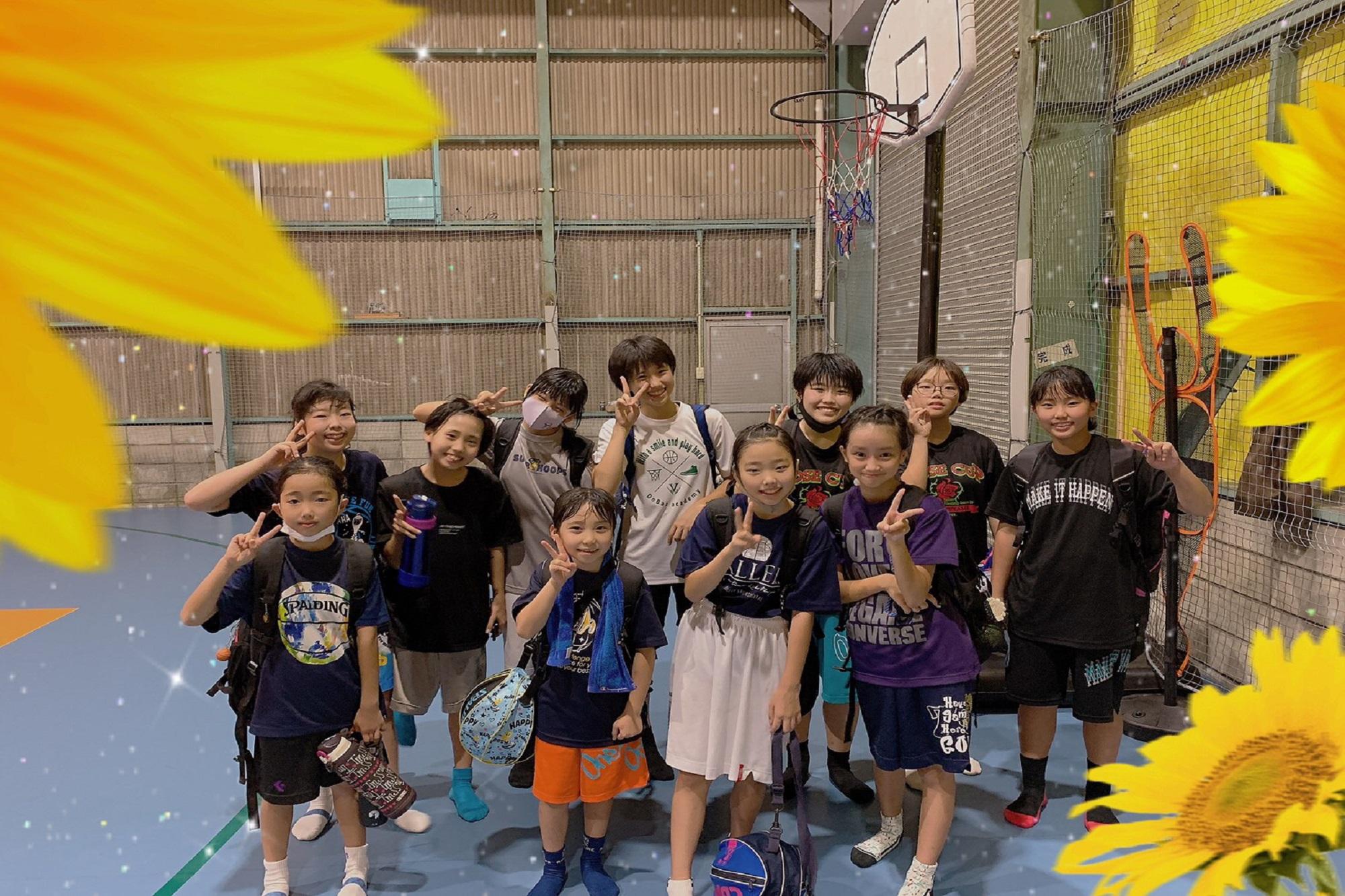 福山市EXMバスケットコート&ボルダリングスペース